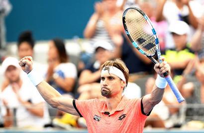 Brisbane: Ferrer, Muguruza break Australian hearts