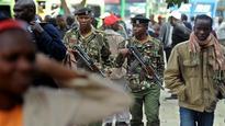 Gunman kills four officers at Kenya police station