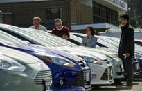 Are warning lights flashing for auto profits?