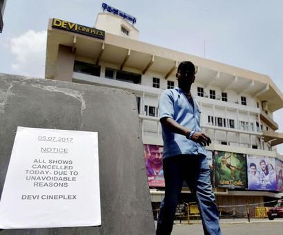 4 days on, Tamil Nadu cinema halls call off strike over local tax