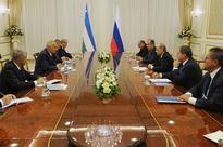Uzbek, Russian leaders discuss bilateral relations