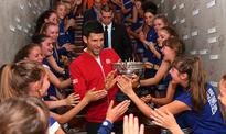 Djokovic completes career Grand Slam with French Open triumph