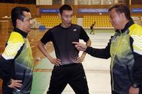 Thomas Cup team manager Norza stays on despite father's illness