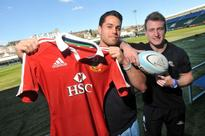 Scotland ace Sean Maitland desperate to make his mark with British Lions after 'crazy' six months