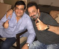 BHOOMI: Sanjay Dutt takes his first break, invites a close friend, find out - News