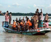 Bangladesh finds 18 bodies after ferry capsizes