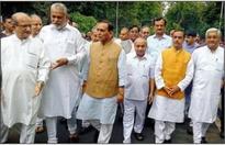 Rupani, Nitin to take oath in Gujarat