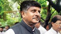 Indian IT companies don't steal jobs, they create them: Ravi Shankar Prasad