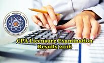 CPA Examination Results October 2016: Complete List Of Passers (A-Z)