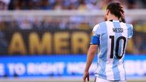 Messi calls time on international career