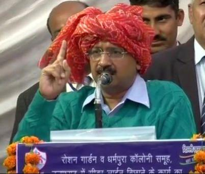 'That's why God gave us 67 seats': Kejriwal after MLAs disqualification