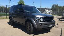 Land Rover Discovery Landmark 2016 review   road test video