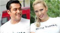 Iulia Vantur breaks silence on her equation with Salman Khan!