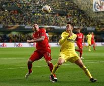 Villarreal strike late against Liverpool, Sevilla draw at Shakhtar