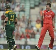 CT semifinal: South Africa lose openers in quick succession