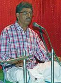 Varied notes of vocalist Jwalaprasad