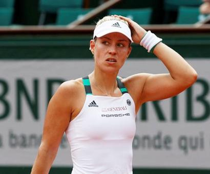 French Open PHOTOS: Kerber stunned, Kvitova makes winning return; Thiem advances