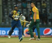 S. Africa bowl against Sri Lanka in final World T20 group game