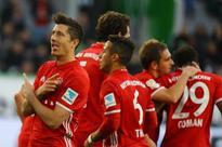 Bayern take fifth straight Bundesliga crown