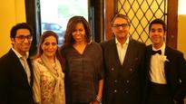 Pak says USA displeasure at Michelle pic with ambassador figment of 'reporter's imagination'
