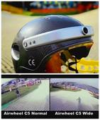 About The Functions and Target Consumers of smart bike helmet Airwheel C5