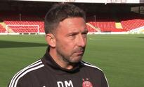 Aberdeen manager Derek McInnes not surprised by criticism directed at Celtic…