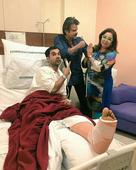 Check out: Anil Kapoor visits an injured Rajkummar Rao after Lip Sing Battle accident