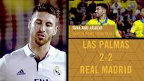 Zidane rolls the dice with Benzema sub but Madrid drop points at Las Palmas