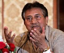 Pervez Musharraf says, Indo-Pak dispute a