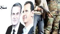 New confidence in Damascus as Russian strikes turn the tide