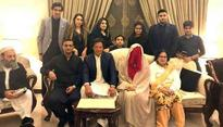 Imran Khan spends time with wife Bushra Maneka, takes break from political activities