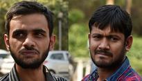 Kanhaiya and Umar assert: