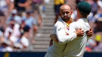 WATCH: Nathan Lyon catches another stunning blinder for Ashes