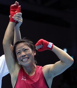 Mary Kom leads India's charge at Asian Boxing Championships