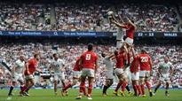 FT: England 27 - 13 Wales