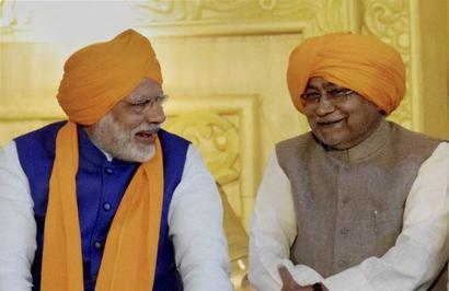 Nitish says JD-U will review note ban on Jan 23; dismisses Lalu seating row