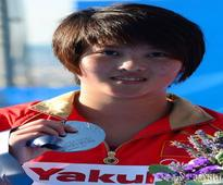 China's five-time Olympic champ retires