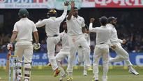 Ravichandran Ashwin, Ravindra Jadeja steer India to a 75-run victory over Australia