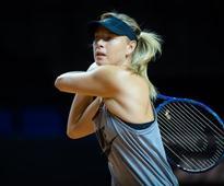 Italian Open: Maria Sharapova, Venus Williams and Stanislas Wawrinka practice ahead of clay event