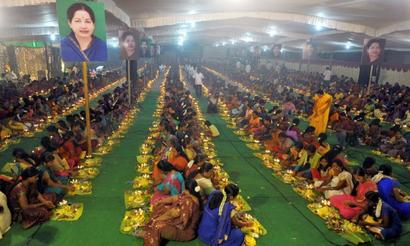 Jayalalithaa is progressing well: Tamil Nadu Guv