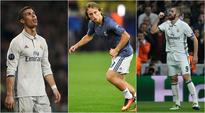 Cristiano Ronaldo, Karim Benzema & Luka Modric rested for Madrid against Deportivo La Coruna
