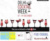 Delhi Cocktail Week returns with second edition