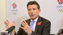 Coe will not challenge president Diack