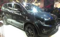 Auto Expo 2016: Tata Showcases Aria-Based Hexa SUV