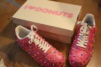 Buy Dunkin' Donuts Saucony sneakers for Boston Marathon race