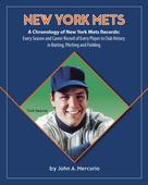 John Mercurio Publishes First Series of Complete MLB Team Record Books