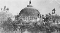 Babri Masjid demolition: A timeline of events