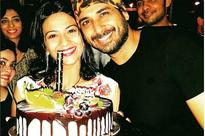 Ganga actress Aditi Sharma celebrates her birthday with beau Sarwar Ahuja