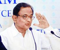 Congress declares Chidambaram as Maharashtra RS candidate
