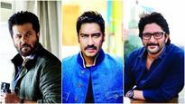 It's going to be Anil Kapoor, Ajay Devgn and Arshad Warsi in 'Total Dhamaal'
